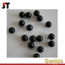 Black Color High Bouncing Rubber Ball