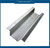 Ceiling System Metal Furring Channel Sizes/ Galvanized Light Steel Keel Omega