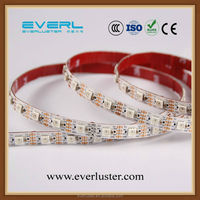 36W/M 60leds/m SMD5050 full color DMX RGB LED Strip, 5v strip light