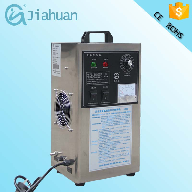 ozone generator for remove or control household odors, air conditioning duct sterilization ozone machine