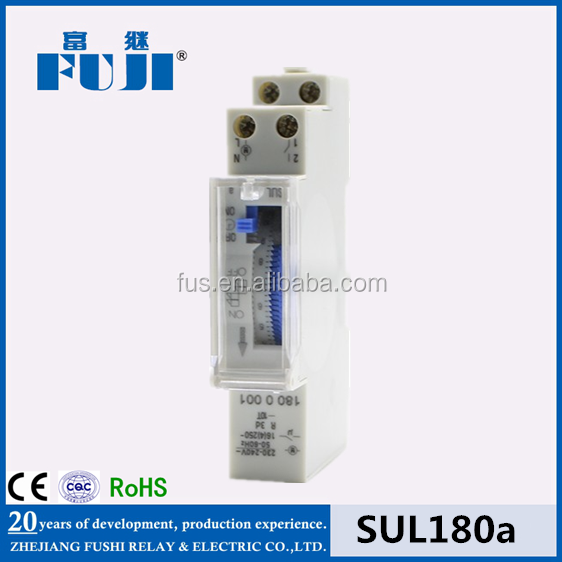 Hot Selling Popular product SUL180a Mechnical Time Switch