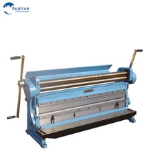 "3-in-1 Factory 40"" Manual Combination of Shear Brake and Roll Machine"