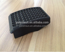 custom rubber pedal/china manufacturer