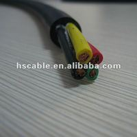 0.75mm2 2.5mm2 6mm2 10mm2 25mm2 PVC Insulated Cable