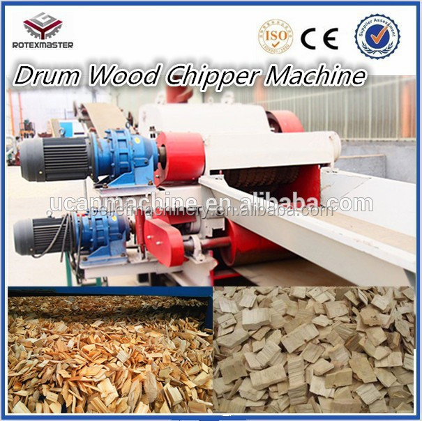 Used Pto Wood Chipper / Wood Chopping Machine for Sale