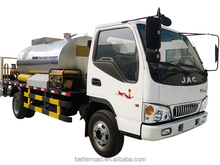 new tar sprayer truck for road making