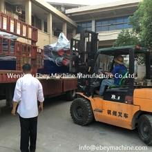 Danline Rope Extruder Pet Broom Monofilament Pp Yarn Machine