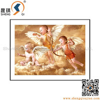 Promotional 3D Picture of Angels