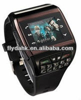 "1.4"" quad band single sim Harry Potter watch mobile phone Q6"