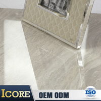 Bulk Products From China 80 X 80Cm Grey Polished Porcelain Floor Tile