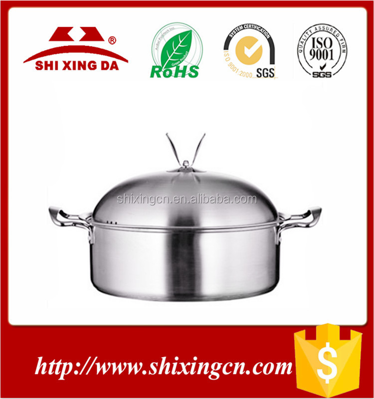 Hot Sell Stock Cooking Pot for Kitchenware