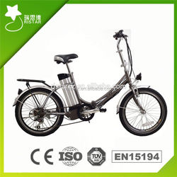 Color Customizable 36V girl electric bike for lady