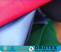 Cotton and polyester Anti-Flame fabric/safety clothing