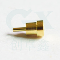 connecting PCB brass pogo pin connector for Autocar