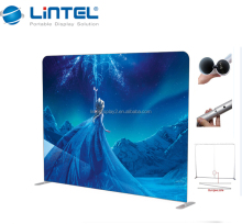 Exhibition aluminum backdrop stand for trade show display (LT-24Q1)