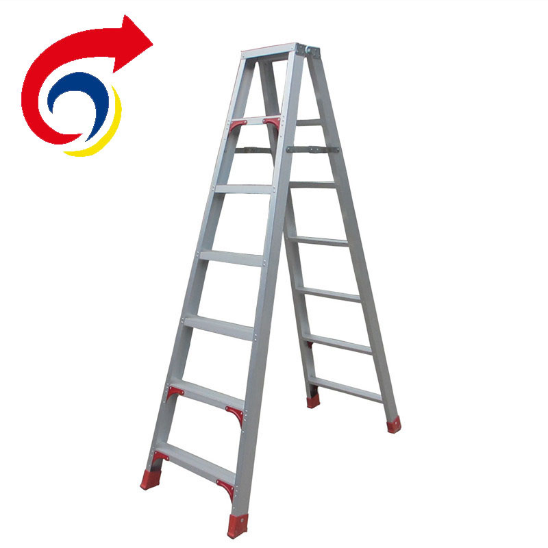 3.8m telescopic extension ladder
