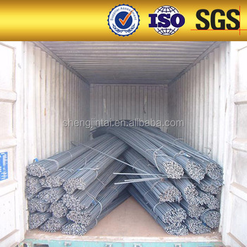 Ribbed Iron Rod for construction