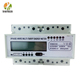Three phase din rail m-bus active and reactive infrared kwh energy meter with CT