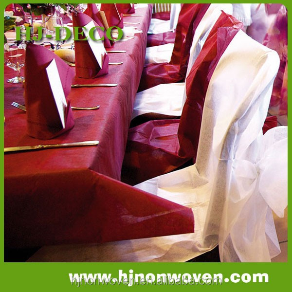 wholesale disposable chair covers for party