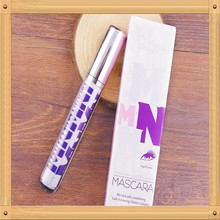 2015 New Menow 3D fiber lashes Mascara with hight quality