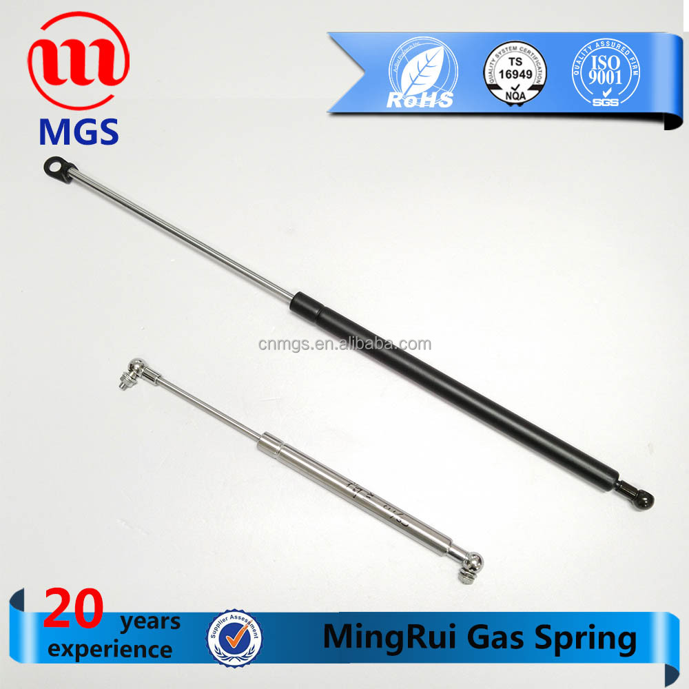 Hot sale compression gas lift gas spring for toyota gas struts/car trunk support