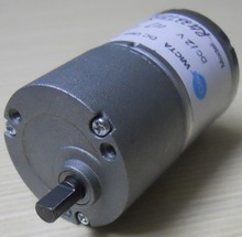 24Volt high torque low speed brushed micro geared dc electric motors