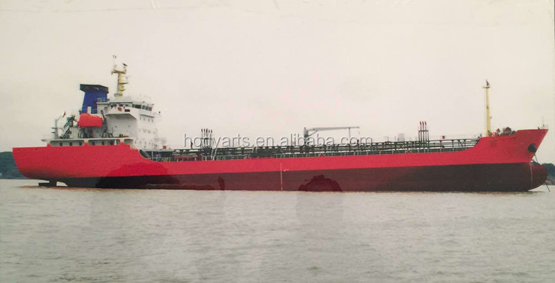 Cheap Sell DWT7000T, BV International Used Production Oil Tanker