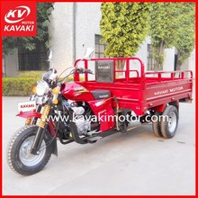 Lifan Gasoline Engine Tricycle Differential Express Four Wheels Adult Tricycle In Dubai