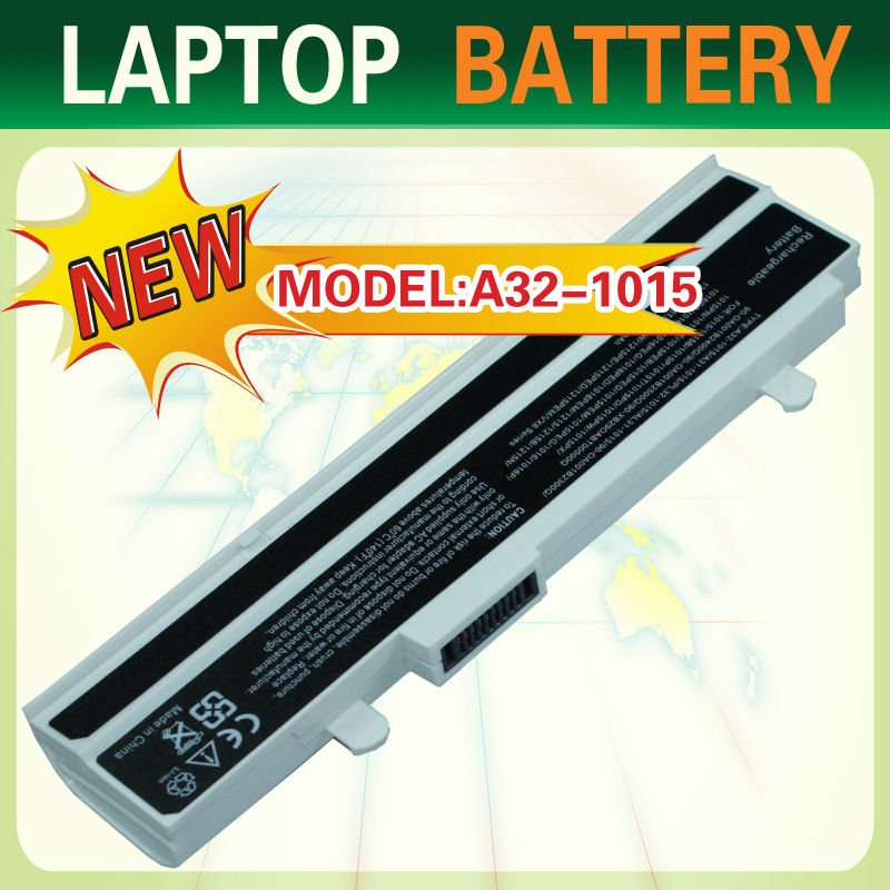Replace for ASUS A32-1015 A31-1015 Eee PC 1015 1215 laptop battery