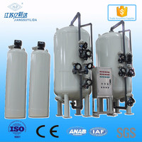 Water Processing Pre-filtration Plant Automatic Backflush Activeated Carbon Filter