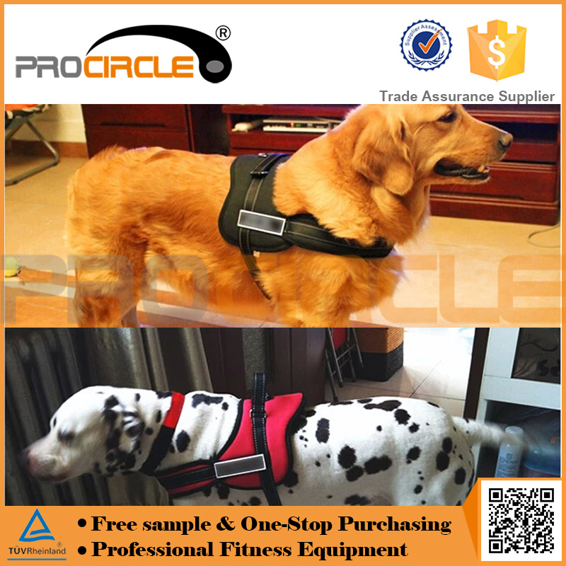 2017 New Design Durable Easy Walk Dog Harness