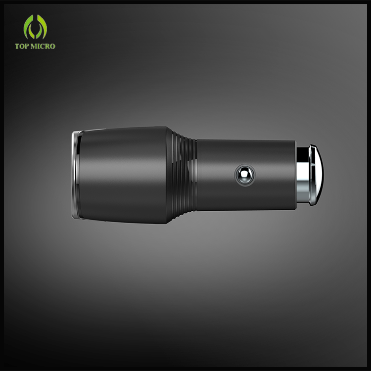 New Intelligent Multi Functional Dual USB with Bluetooth Music+ APP Car Charger