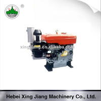 KM130 Single Cylinder Diesel Engine China Suppiler