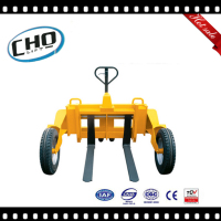 Rough Terrain Hand Pallet Truck with 1200Kg Load Capacity