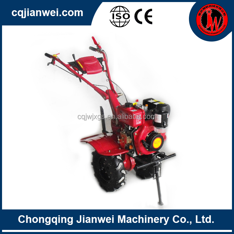 Rotary Cultivator Tiller Rotovator Farm Equipment