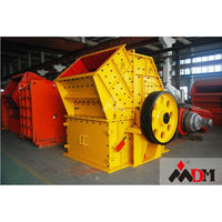 Shanghai manufacture fine rock breaker of impact crusher CE ISO