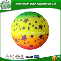 GYM pvc inflatable jump ball for kids