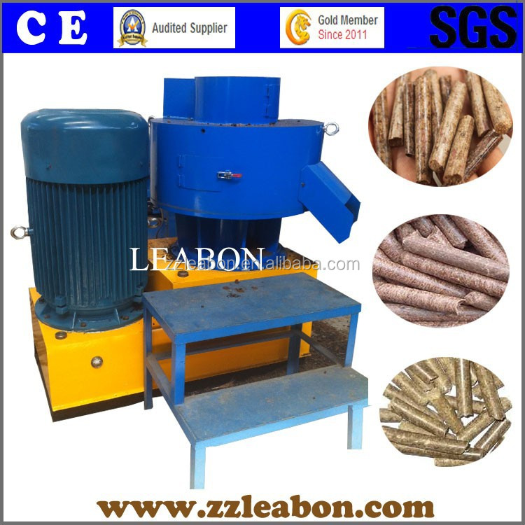 Empty Fruit Bunch EFB Fuel Pellet Making Machine with CE