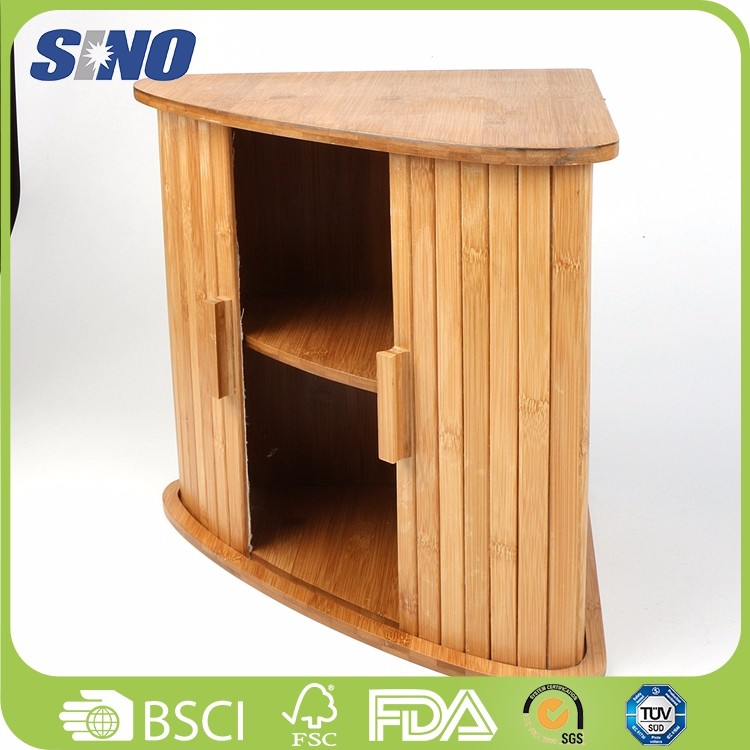 Household Eco-friendly Custom Spun Bamboo Jewelry Box