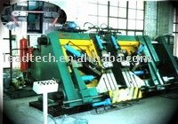 Stabilizer bar forming machine