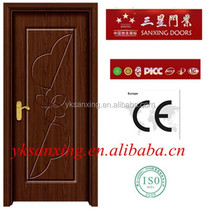 Best price PVC door MDFdoor (SX-160)