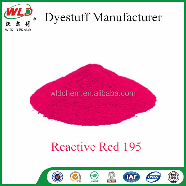 C.I. Reactive Red 195/Reactive Dye Red WBE online chemical store