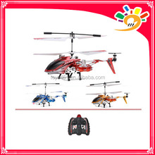 New Gold Color Mini 4Ch Alloy AVATAR RC Helicopter with GYRO