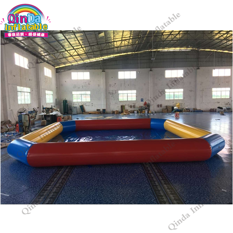 above ground inflatable swimming pool13