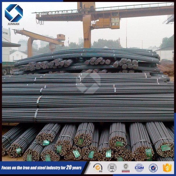 hot selling in turkish market hot rolled deformed steel bar/iron and steel rebar in coil for construction concrete
