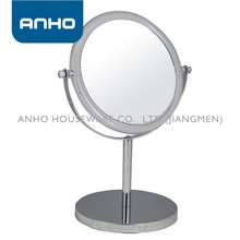 acrylic frame double-sided 1X/3X magnification cosmetic mirror, desktop mirror