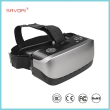 3D VR All-in-one, Virtual Reality 3D Android Video Glasses HD Digital Display,Imax Video Eyewear for PS XBOX
