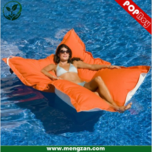 giant waterproof fashion swimming pool outdoor bean bag sofa for adults