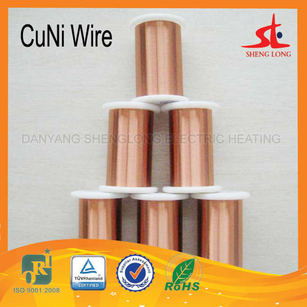 Fast-heating copper wire composition