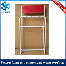 wholesale windshield wiper display rack exhibition stand stationery display rack